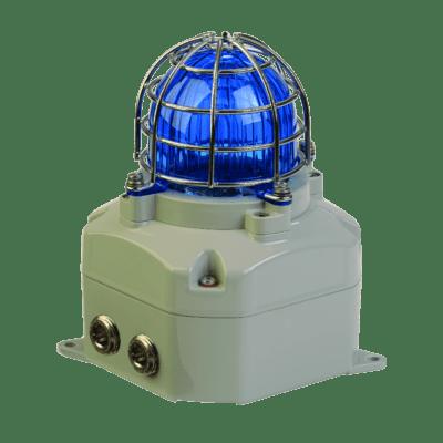 D2xB1X10 Xenon Strobe 10J Beacon