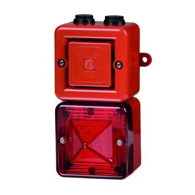 SONFL1X Alarm Horn Sounder & Xenon Strobe Beacon