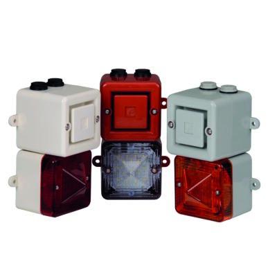 AL100X Alarm Horn Sounder & Xenon Strobe Beacon