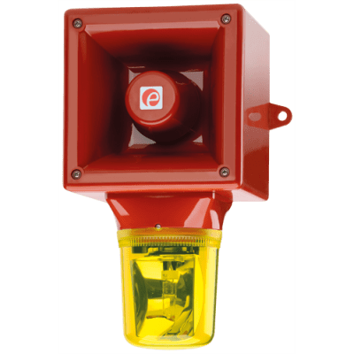 AB112RTH  Rotating Sounder Beacon