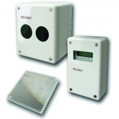 Fire Beam Plus Smoke Detector