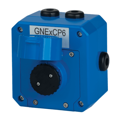 GNExCP6A-PB / GNExCP6B-PB Explosion Proof Push Button Call Point