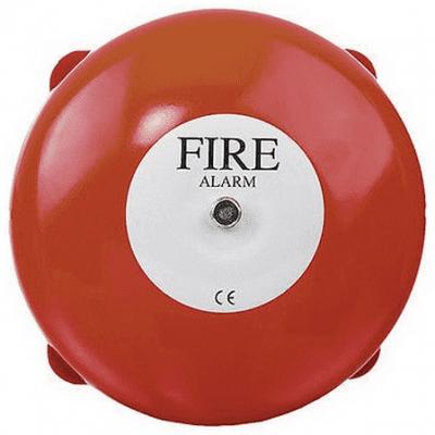 MBA 6″ Weatherproof Fire Alarm Bell
