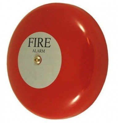 MBF 8″ Fire Alarm Bell