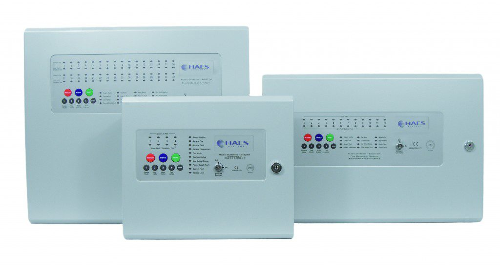 EN54 Conventional Fire Control Panel