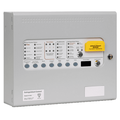 Sigma XT Extinguishant Control Panel