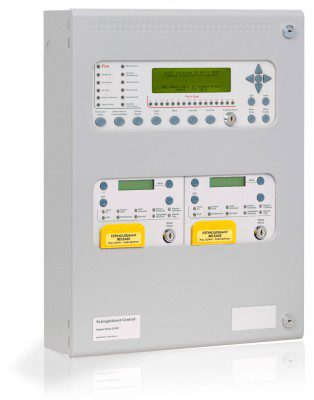 Syncro XT+ Extinguishant Control Panel