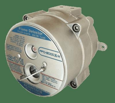 RFD2000X-H UV/IR Hydrogen Flame Detector