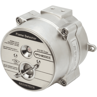 RFD-2000X UV/IR Flame Detector