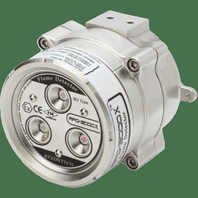 RFD-3000X IR3 Flame Detector