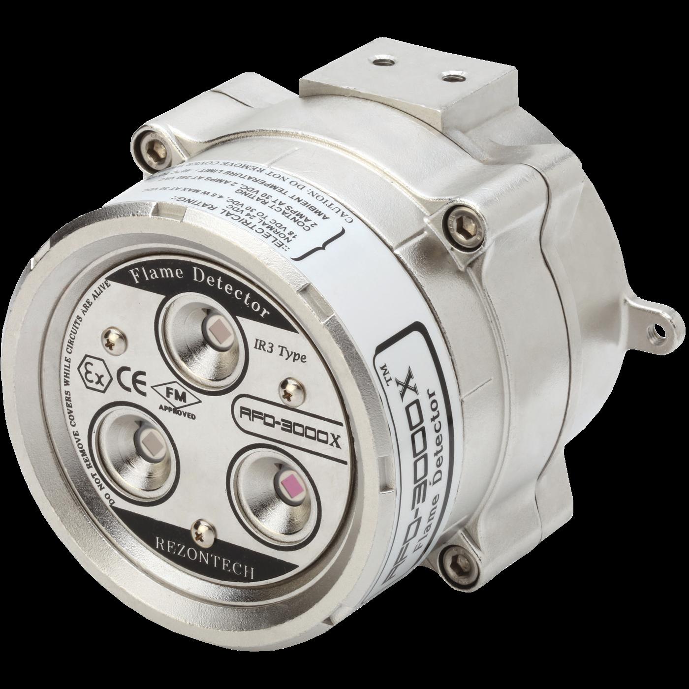 rfd-3000x Razontech flame detector