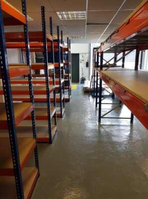LGM Optimises Warehouse