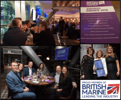 British Marine Trades Dinner
