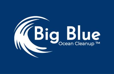 Big Blue Ocean Cleanup Logo
